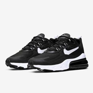 Women's Nike Air Max 270 React Running Shoes, 7.5